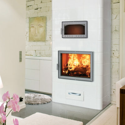 Fireplace Hilda 100 with oven